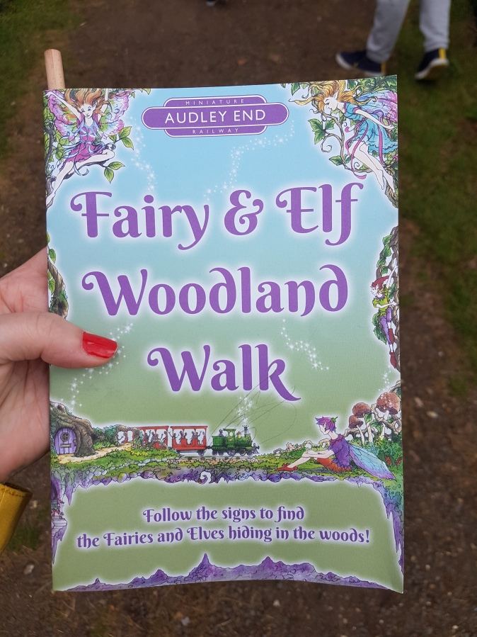 Audley End miniature railway and Elf & fairy walk **Review**
