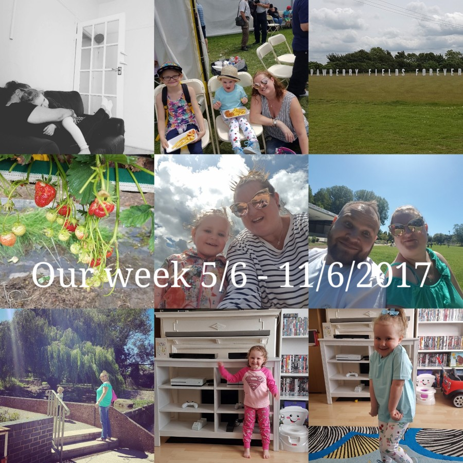 Our week 5/6 – 11/6/2017